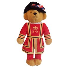 Merrythought Royal Guard Beefeater Bear