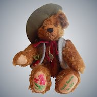 Hermann Mohair Teddy Bear Limited Edition