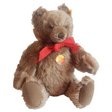 Steiff  Caramel Colored Teddy Bear