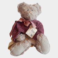 Boyds Nancy D. Bearington  Mohair Bear