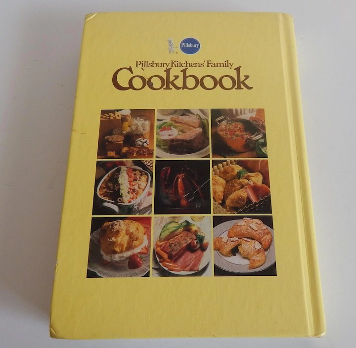 pillsbury kitchens family cookbook colemans collectibles ruby lane