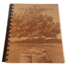 Texas Pecan Cookbook Bastrop County