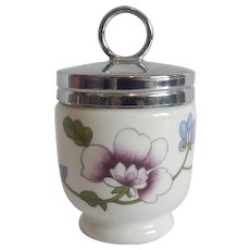 Royal Worcester Porcelain Astley Egg Coddler