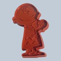 Hallmark Red Charlie Brown Cookie Cutter