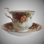 Royal Albert Old Country Roses Cup and Saucer