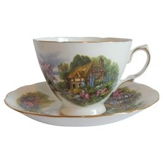 Royal Vale Cup and Saucer