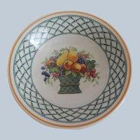 Villeroy & Boch Basket Soup / Cereal Bowl