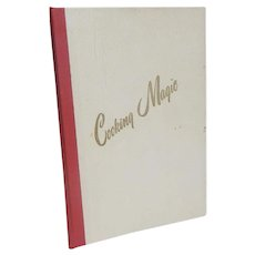 Cooking Magic Binder and Twelve Booklets By Culinary Art Institute