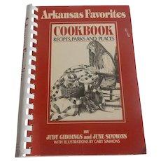 Arkansas Favorites Cookbook