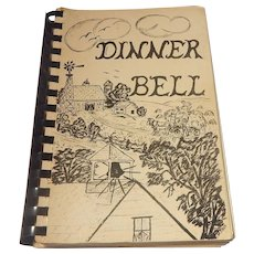 Dinner Bell Lancaster County Pennsylvania Cook Book