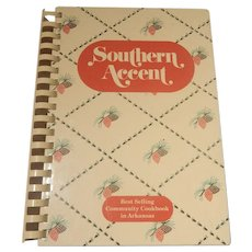 Southern Accent Community Cookbook in Arkansas