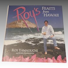 Roy's Feasts from Hawaii Cookbook
