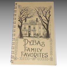 Pybas Family Favorites Cook Book