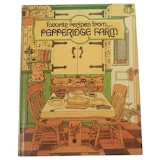 Favorite Recipes From Pepperidge Farm Cookbook