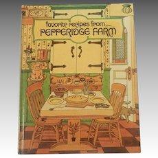 Favorite recipes from... Pepperidge Farm Cookbook