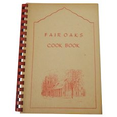 Fair Oaks Cook Book