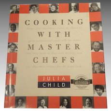 Cooking With Master Chefs Julia Child