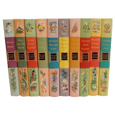 Through Golden Windows Series Complete 10 Volume Set