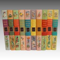 Through Golden Windows Series Complete 10 Volume Set