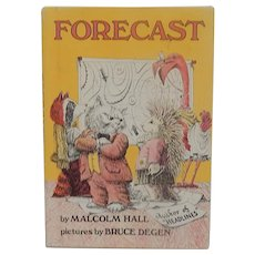 Forecast By Malcolm Hall