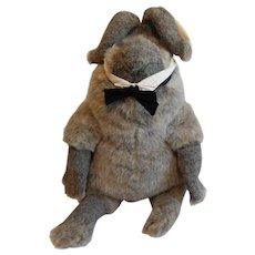 North American Bear Co Plush Rabbit