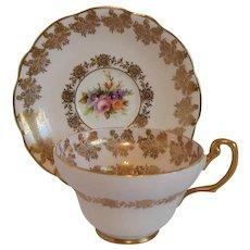 Foley Porcelain Tea Cup and Saucer