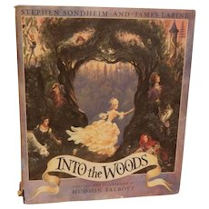 Into The Woods adapted and illustrated by Hudson Talbott