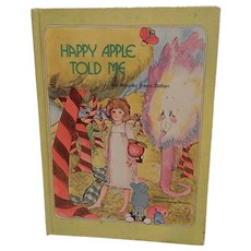 Happy Apple Told Me by Audrey Penn Zellan