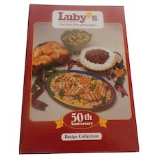 Luby's Cafeteria Cookbook