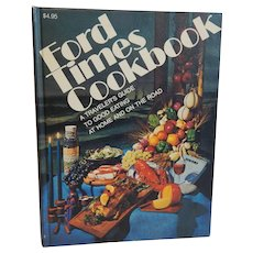 Ford Times Cookbook 1974