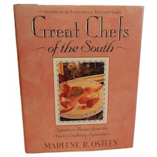 Great Chefs of the South by Marlene R. Osteen