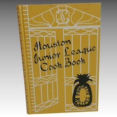 Houston Junior League Cookbook