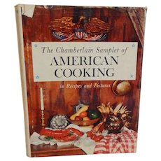 The Chamberlain Sampler of American Cooking Cookbook