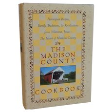 The Madison County Cookbook St. Joseph's Church Winterset, Iowa