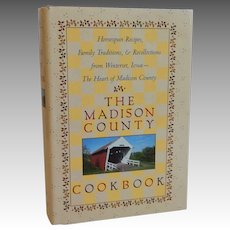 The Madison County Cookbook St. Joseph's Church Winterset, Iowa