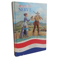 Ready To Serve A Texas Cookbook
