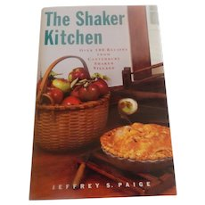 The Shaker Kitchen Cookbook