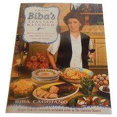 From Biba's Italian Kitchen Cookbook