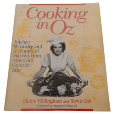 Cooking in Oz by Elaine Willingham and Steve Cox