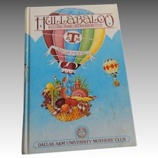 Hullabaloo In The Kitchen Cookbook