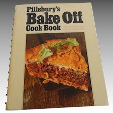 Pillsbury's Bake Off Cookbook