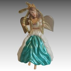 Hallmark Keepsake Ornament Barbie Angel Of Joy