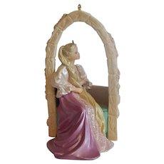Hallmark Keepsake Ornament Barbie As Rapunzel