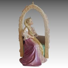 Hallmark Keepsake Ornament Barbie As Rapunzel