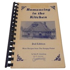 Romancing in the Kitchen Cookbook by Sam R. Litzenberg