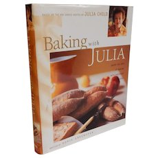 Baking with Julia Cookbook by Dorie Greenspan