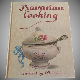 Bavarian Cooking Assembled by Olli Leeb