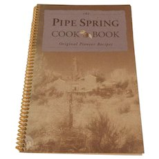 The Pipe Spring Cook Book