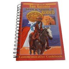 50th San Antonio Stock Show & Rodeo Commemorative Cookbook
