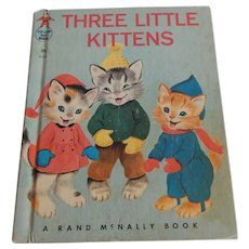 The Little Kittens A Rand McNally Book